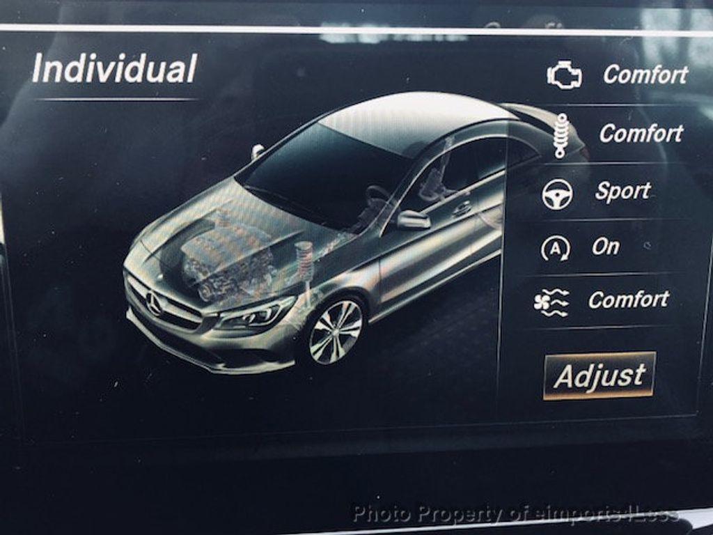 2018 Mercedes-Benz CLA CERTIFIED CLA250 4Matic AWD Adapt Suspension CAM NAV - 17614154 - 7