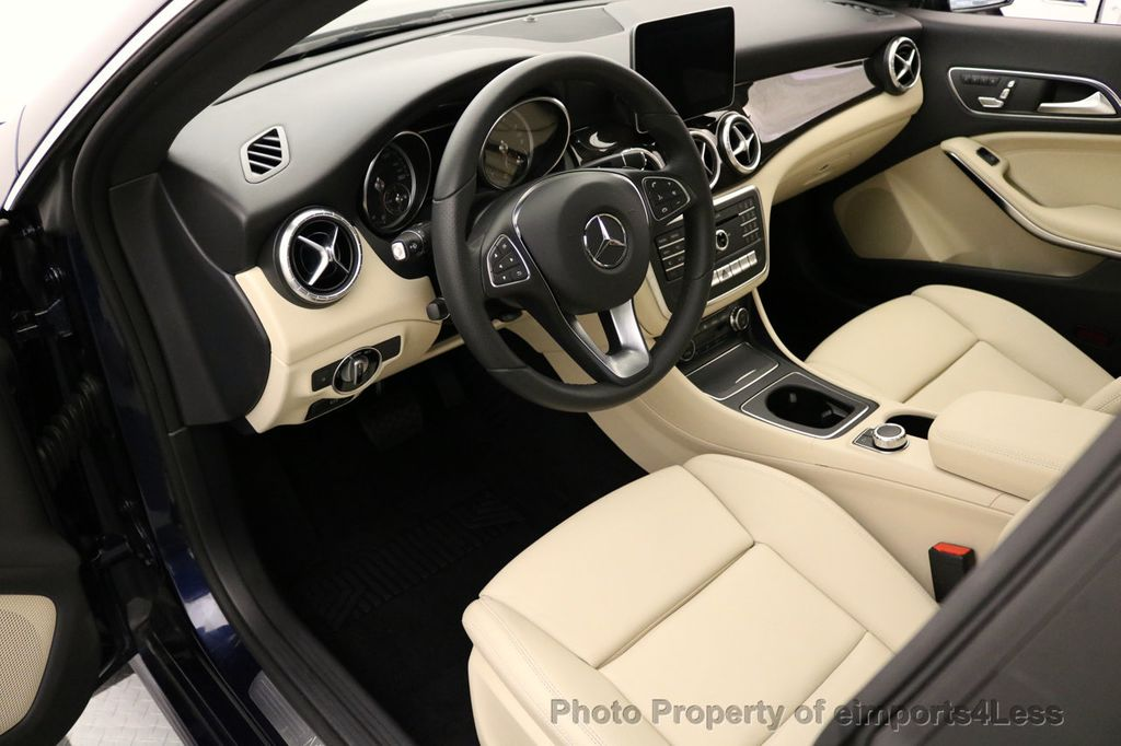 2018 Mercedes-Benz CLA CERTIFIED CLA250 4Matic AWD Adapt Suspension CAM NAV - 17614154 - 8