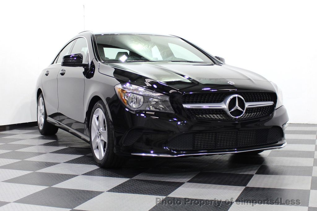 2018 Mercedes-Benz CLA CERTIFIED CLA250 4MATIC AWD PANO BRAKE ASSIST NAV CAM - 18315052 - 11