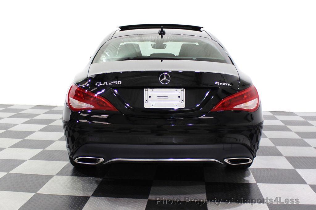 2018 Mercedes-Benz CLA CERTIFIED CLA250 4MATIC AWD PANO BRAKE ASSIST NAV CAM - 18315052 - 13