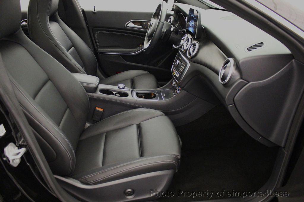 2018 Mercedes-Benz CLA CERTIFIED CLA250 4MATIC AWD PANO BRAKE ASSIST NAV CAM - 18315052 - 20