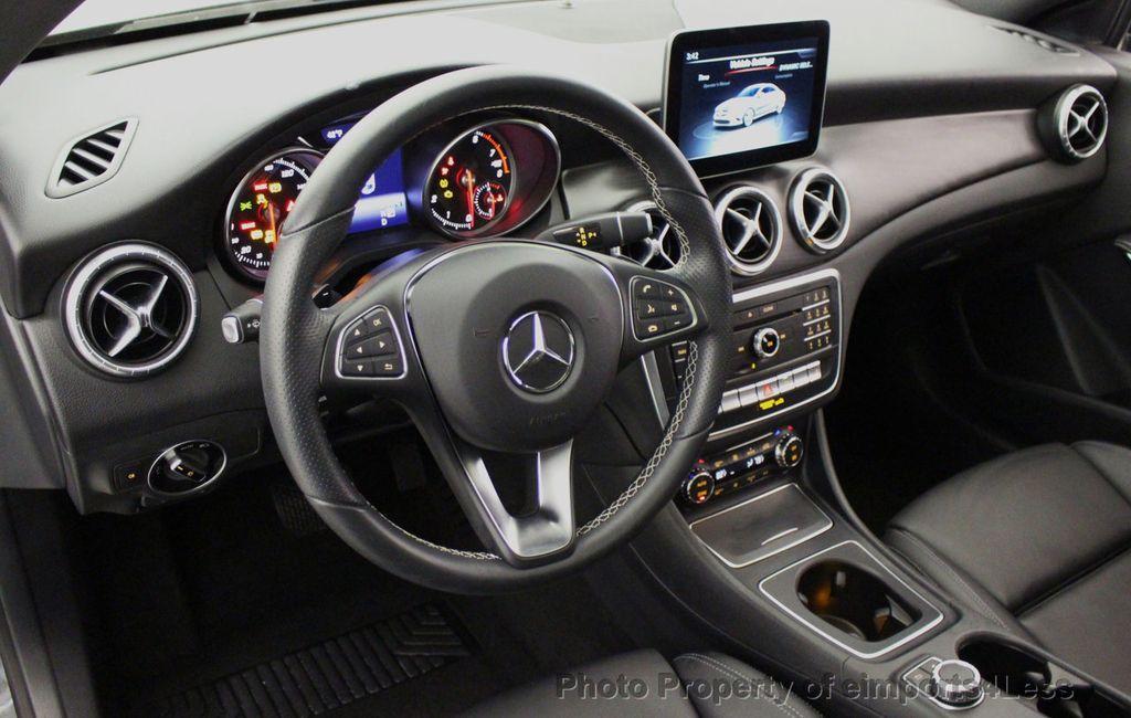 2018 Mercedes-Benz CLA CERTIFIED CLA250 4MATIC AWD PANO BRAKE ASSIST NAV CAM - 18315052 - 26