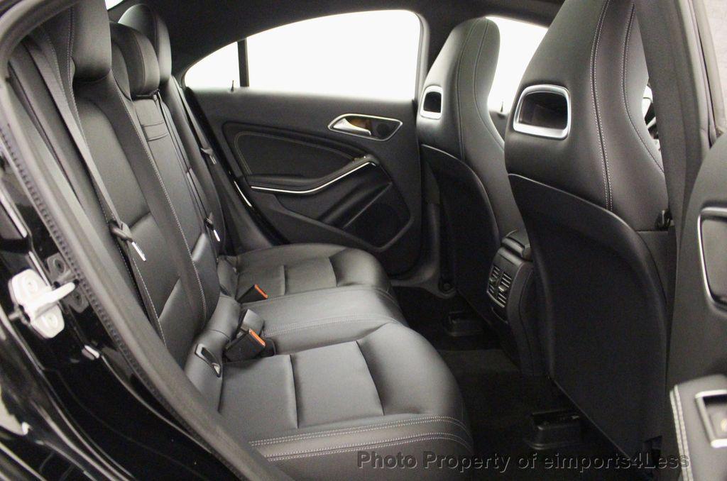2018 Mercedes-Benz CLA CERTIFIED CLA250 4MATIC AWD PANO BRAKE ASSIST NAV CAM - 18315052 - 30