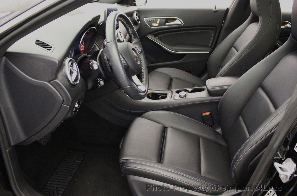 2018 Mercedes-Benz CLA CERTIFIED CLA250 4MATIC AWD PANO BRAKE ASSIST NAV CAM - 18315052 - 31