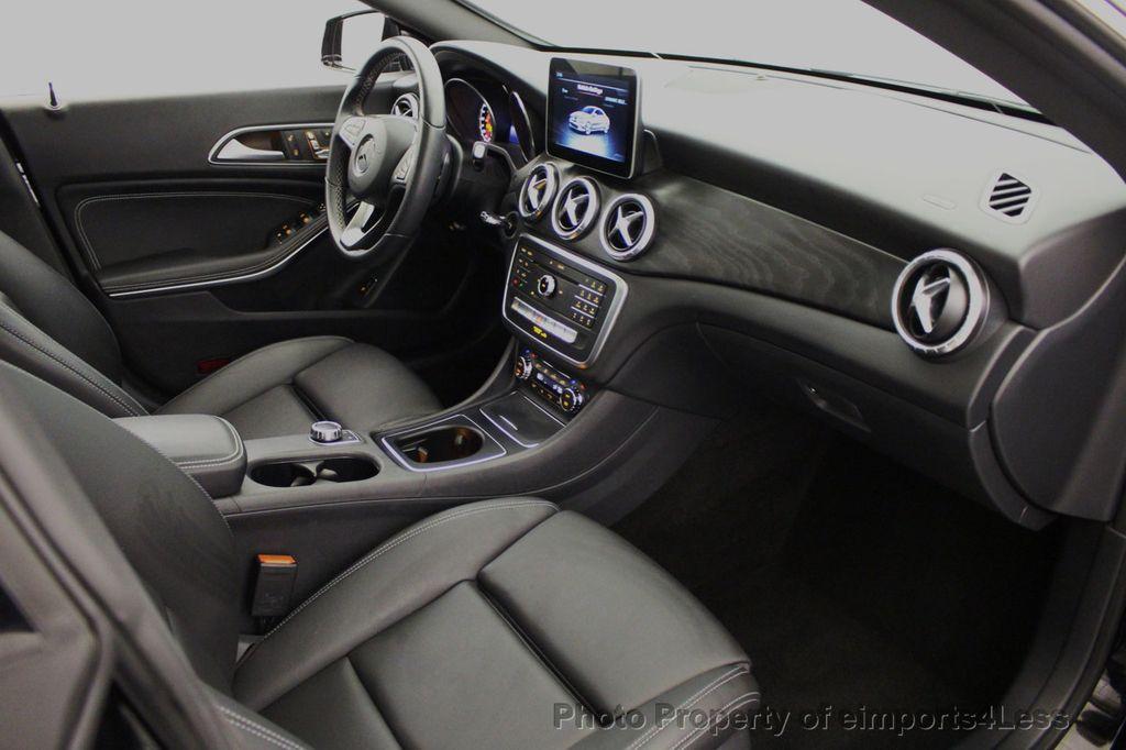 2018 Mercedes-Benz CLA CERTIFIED CLA250 4MATIC AWD PANO BRAKE ASSIST NAV CAM - 18315052 - 32