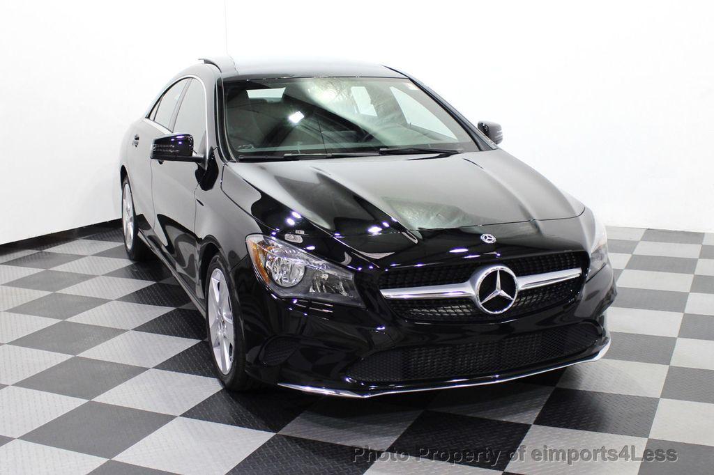 2018 Mercedes-Benz CLA CERTIFIED CLA250 4MATIC AWD PANO BRAKE ASSIST NAV CAM - 18315052 - 36