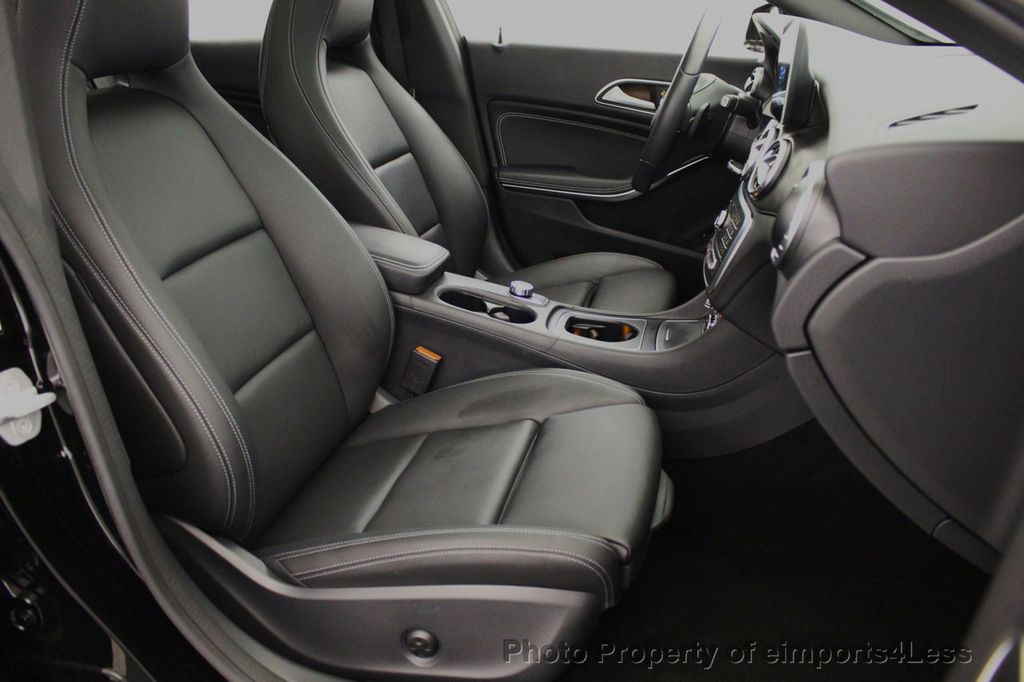 2018 Mercedes-Benz CLA CERTIFIED CLA250 4MATIC AWD PANO BRAKE ASSIST NAV CAM - 18315052 - 40