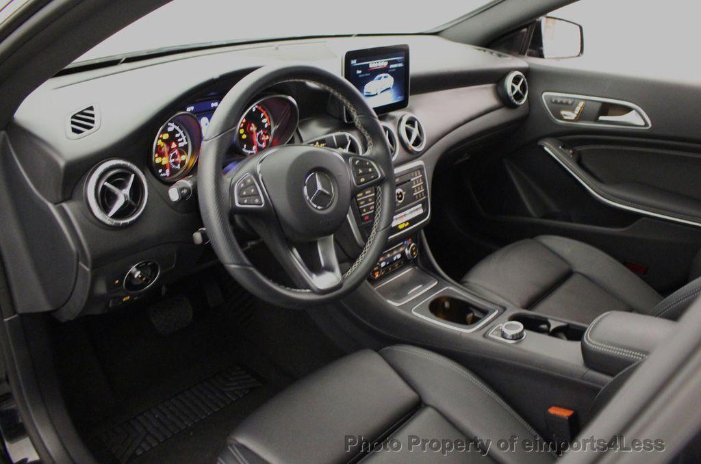 2018 Mercedes-Benz CLA CERTIFIED CLA250 4MATIC AWD PANO BRAKE ASSIST NAV CAM - 18315052 - 5
