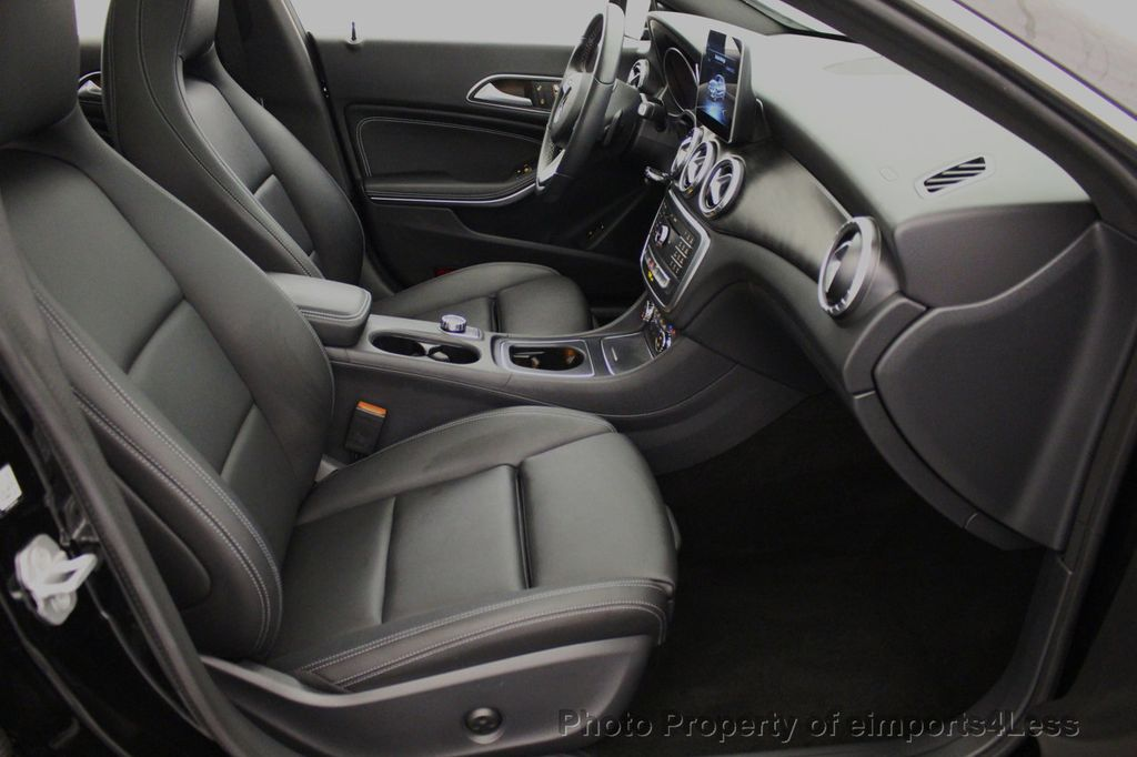 2018 Mercedes-Benz CLA CERTIFIED CLA250 4MATIC AWD PANO BRAKE ASSIST NAV CAM - 18315052 - 6
