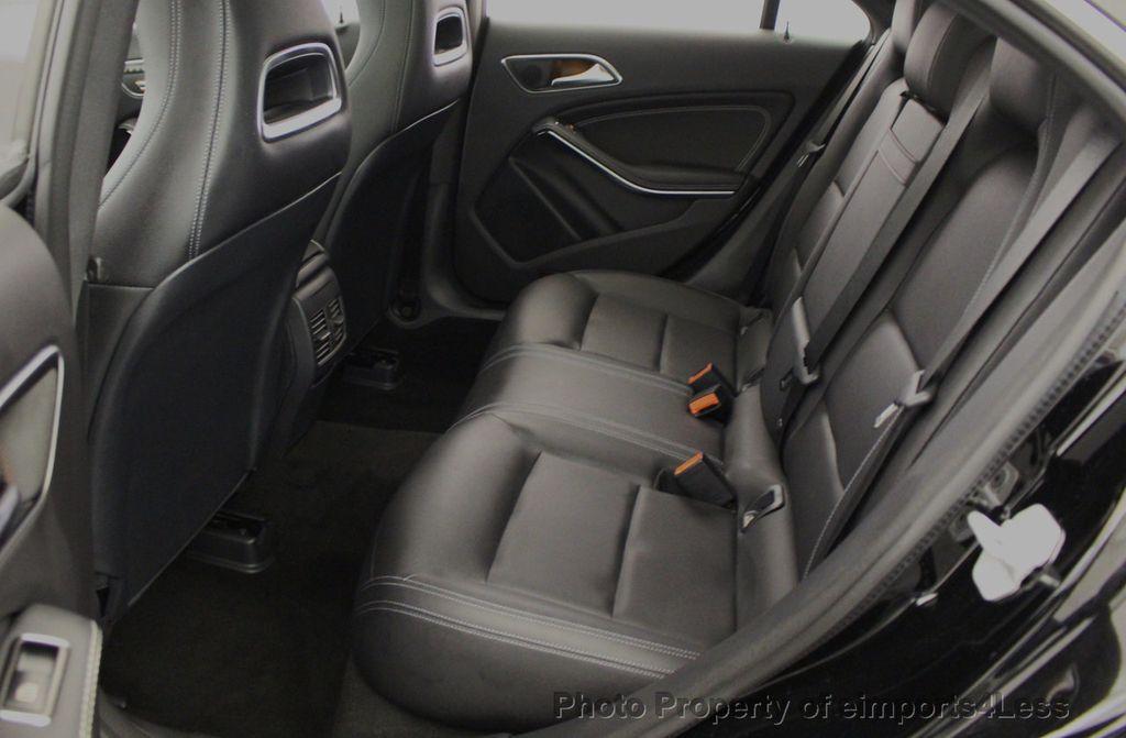 2018 Mercedes-Benz CLA CERTIFIED CLA250 4MATIC AWD PANO BRAKE ASSIST NAV CAM - 18315052 - 7