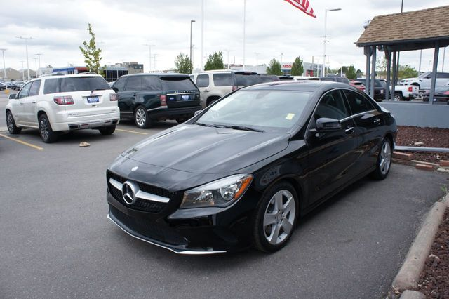 2018 Used Mercedes Benz Cla Cla 250 4matic Coupe At Maaliki Motors Serving Aurora Denver Co Iid 18953441
