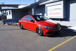 2018 Mercedes-Benz CLA - WDDSJ4GB5JN664597