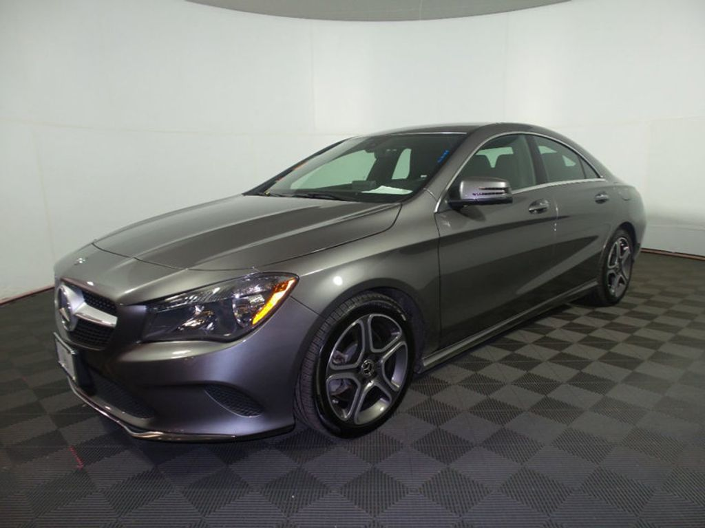2018 mercedes benz cla cla 250 4matic coupe sedan for sale for Mercedes benz of warwick warwick ri
