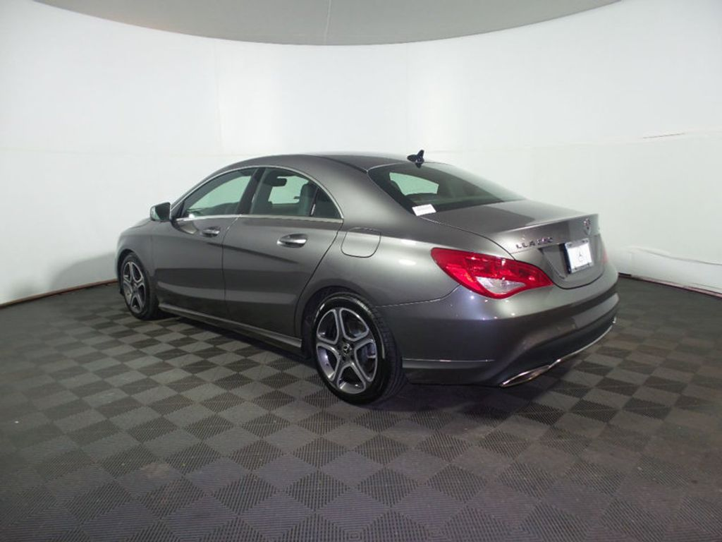 2018 used mercedes benz cla cla 250 4matic coupe at for Mercedes benz of warwick warwick ri