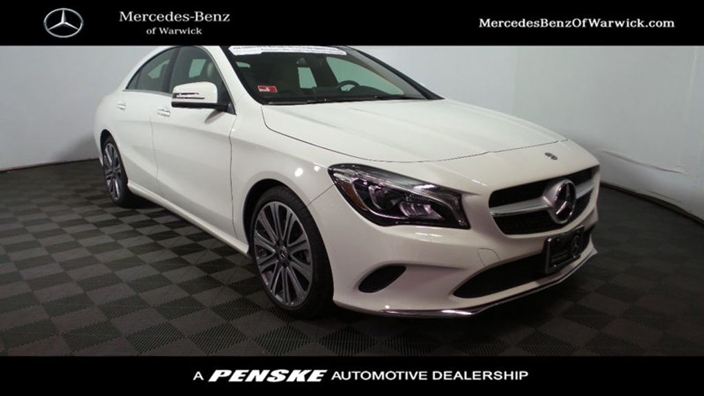 Used MercedesBenz CLA CLA MATIC Coupe At Inskips - Used mercedes benz dealerships
