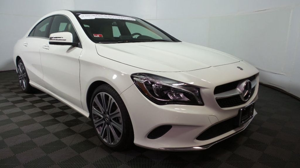 Used MercedesBenz CLA CLA MATIC Coupe At Inskips - Mercedes benz auto mall