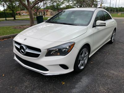 2018 Mercedes-Benz CLA CLA 250 Coupe Sedan