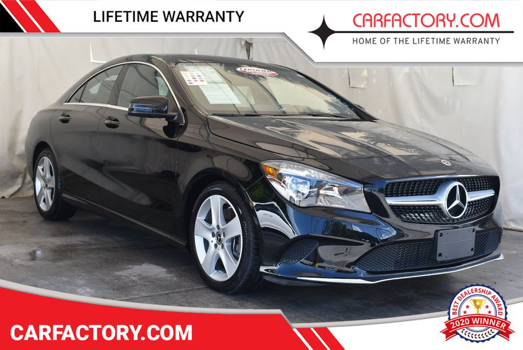 2018 Mercedes-Benz CLA CLA 250 Coupe - 17788574 - 0