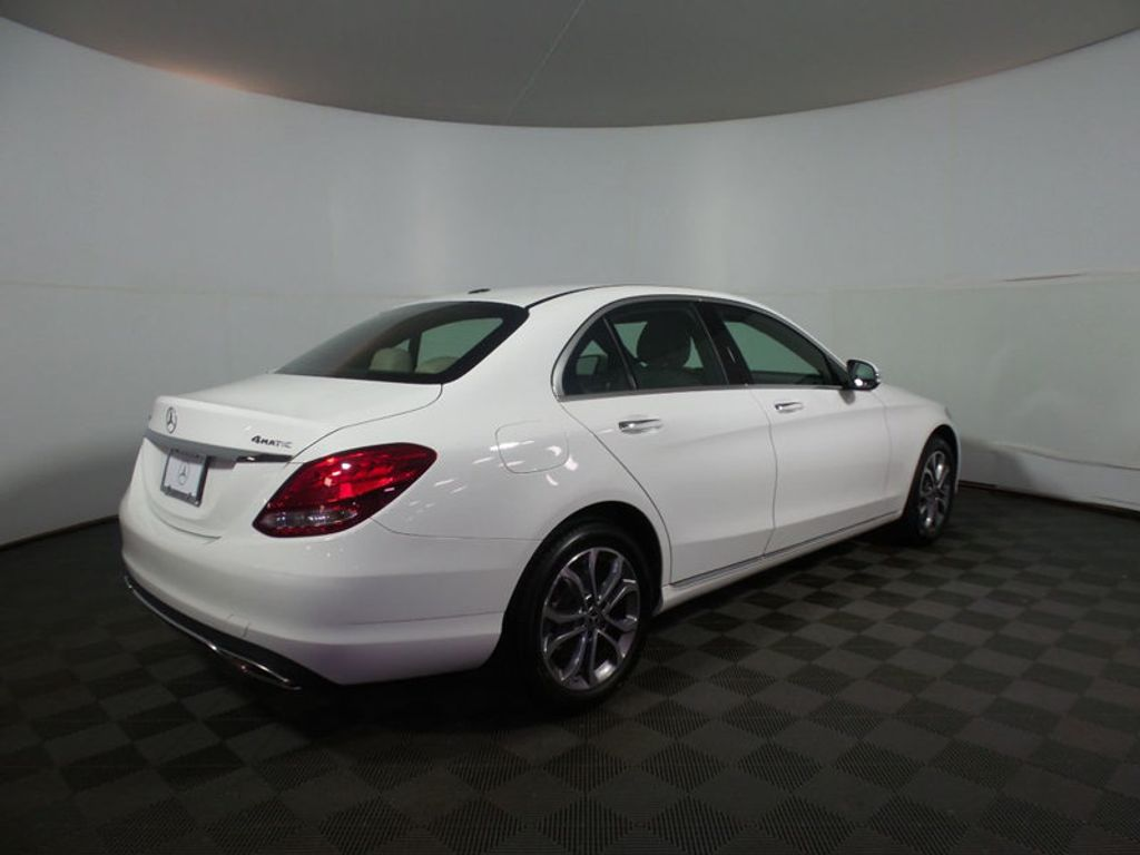 Service manual mercedes benz c class coupe 2018 new for Mercedes benz s class used