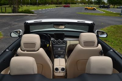 2018 Mercedes-Benz C-Class C 300 Cabriolet W/Navigation - Click to see full-size photo viewer