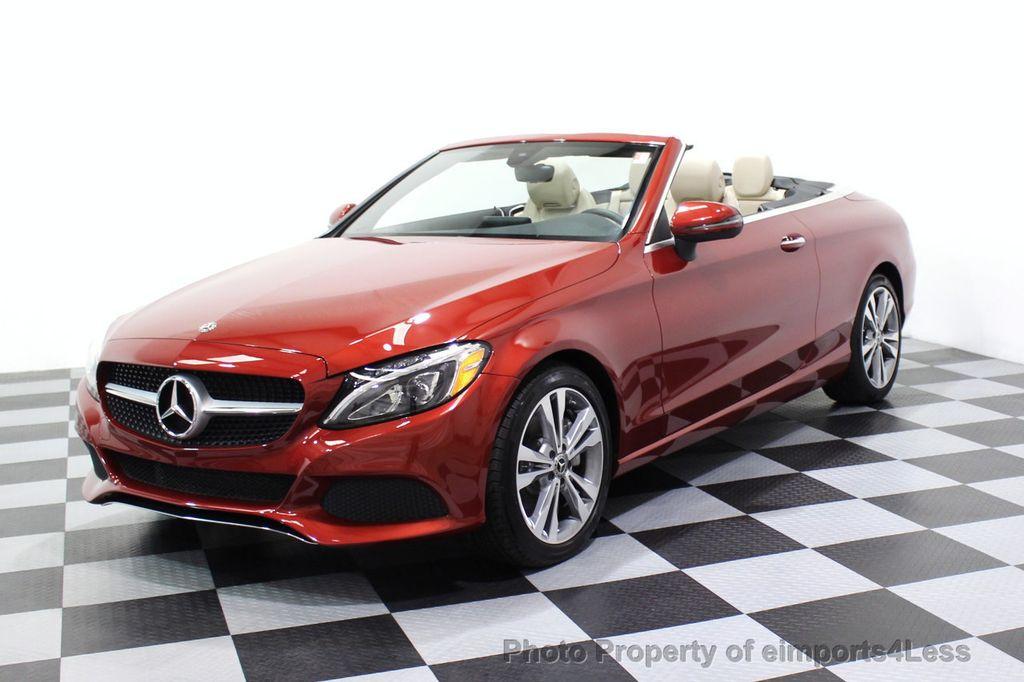2018 Mercedes Benz C Cl Certified C300 4matic Awd Camera Navigation 17537731
