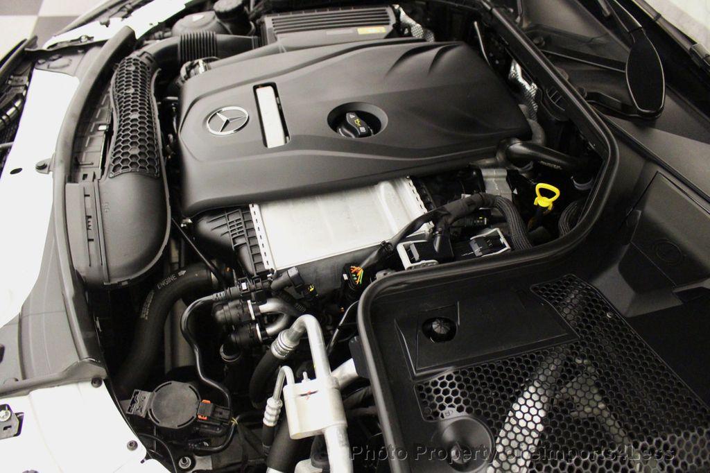 2018 Mercedes-Benz C-Class CERTIFIED C300 4MATIC awd LED BLIS BURMESTER NAV CAM PANO - 18315054 - 19