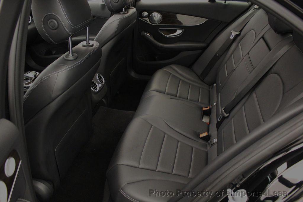 2018 Mercedes-Benz C-Class CERTIFIED C300 4MATIC awd LED BLIS BURMESTER NAV CAM PANO - 18315054 - 7
