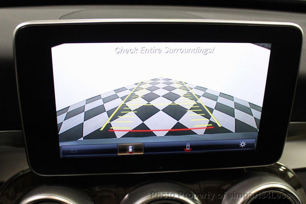 2018 Mercedes-Benz C-Class CERTIFIED C300 4MATIC AWD LED BLIS PANO NAV CAM - 18302575 - 10