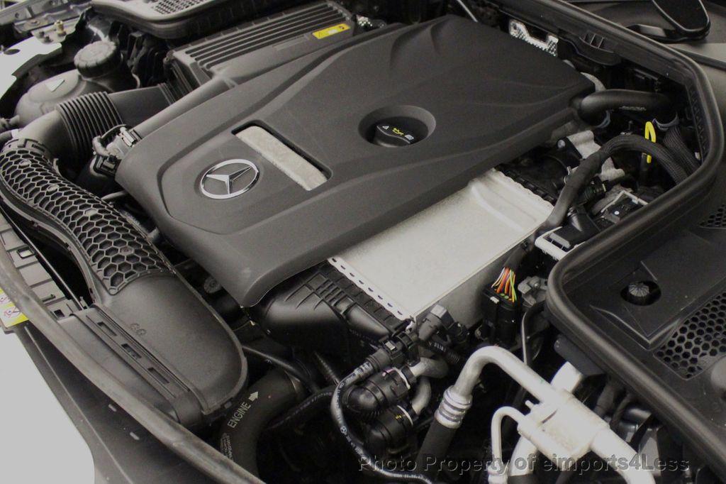 2018 Mercedes-Benz C-Class CERTIFIED C300 4MATIC AWD LED BLIS PANO NAV CAM - 18302575 - 19