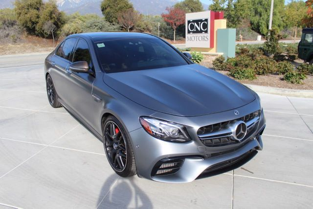 2018 Mercedes-Benz  AMG E 63 S 4MATIC Sedan - Click to see full-size photo viewer