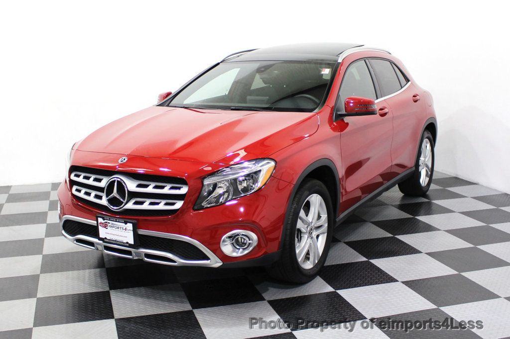 2018 Mercedes-Benz GLA BULK LOT OF SIX 2018 GLA250 4MATIC AWD PANO CAMERA NAV - 17526562 - 15
