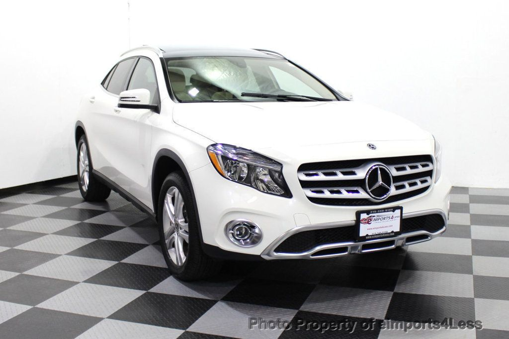 2018 Mercedes-Benz GLA BULK LOT OF SIX 2018 GLA250 4MATIC AWD PANO CAMERA NAV - 17526562 - 16