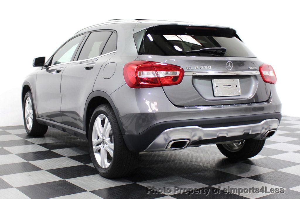 2018 Mercedes-Benz GLA BULK LOT OF SIX 2018 GLA250 4MATIC AWD PANO CAMERA NAV - 17526562 - 17