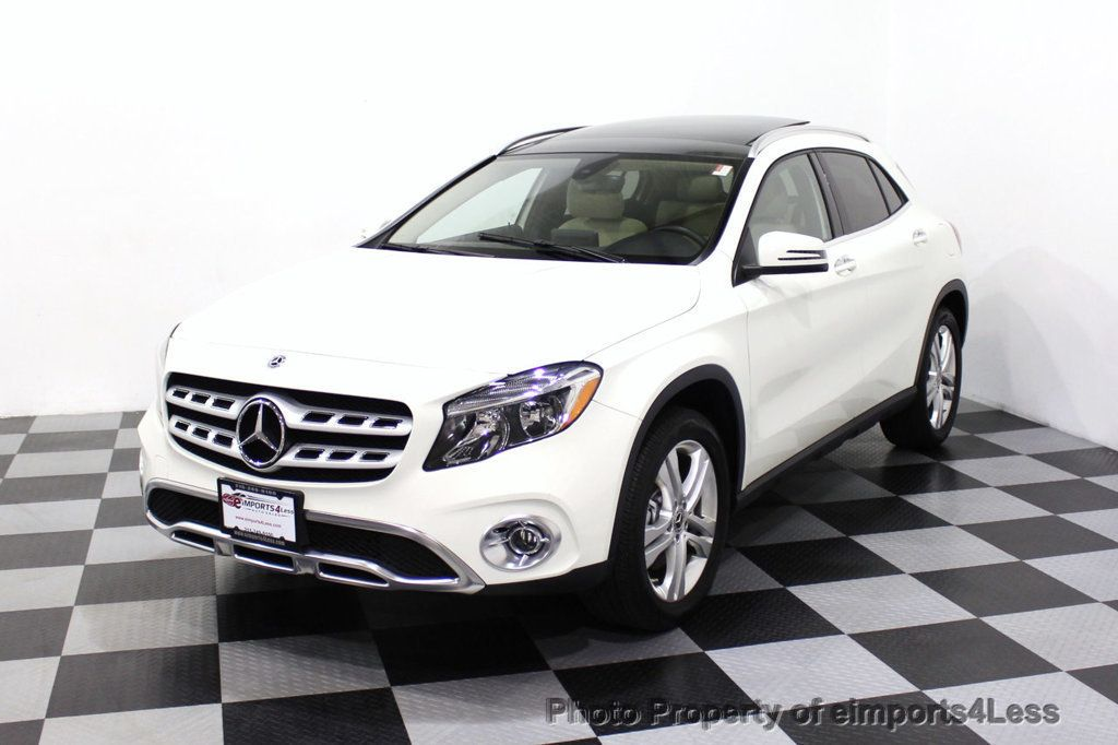 2018 Mercedes-Benz GLA BULK LOT OF SIX 2018 GLA250 4MATIC AWD PANO CAMERA NAV - 17526562 - 23