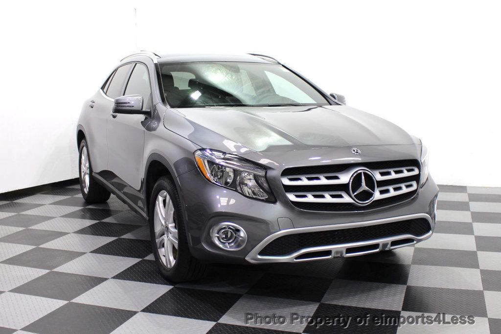 2018 Mercedes-Benz GLA BULK LOT OF SIX 2018 GLA250 4MATIC AWD PANO CAMERA NAV - 17526562 - 24