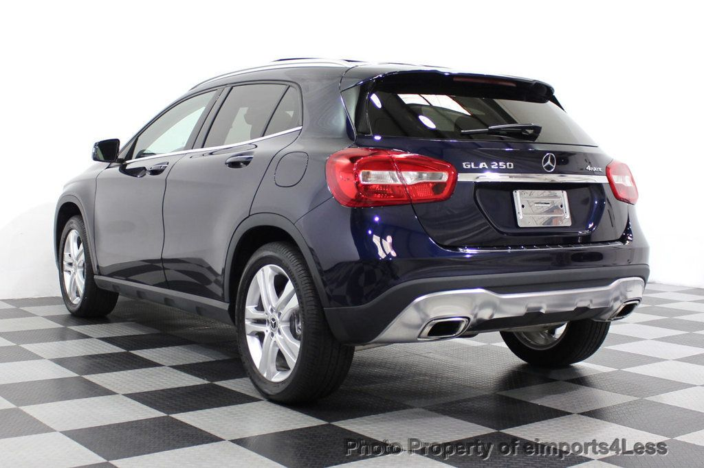 2018 Mercedes-Benz GLA BULK LOT OF SIX 2018 GLA250 4MATIC AWD PANO CAMERA NAV - 17526562 - 25