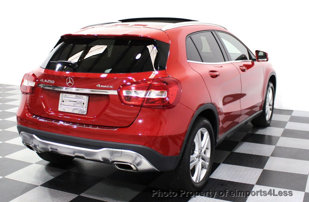 2018 Mercedes-Benz GLA BULK LOT OF SIX 2018 GLA250 4MATIC AWD PANO CAMERA NAV - 17526562 - 26