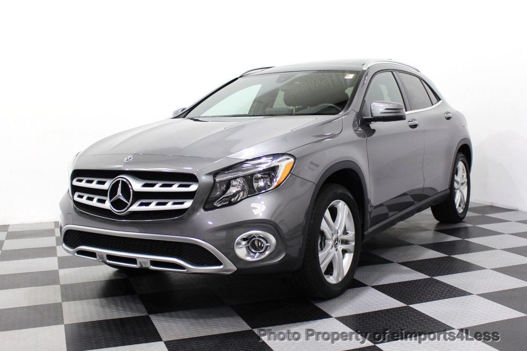 2018 Mercedes-Benz GLA BULK LOT OF SIX 2018 GLA250 4MATIC AWD PANO CAMERA NAV - 17526562 - 31