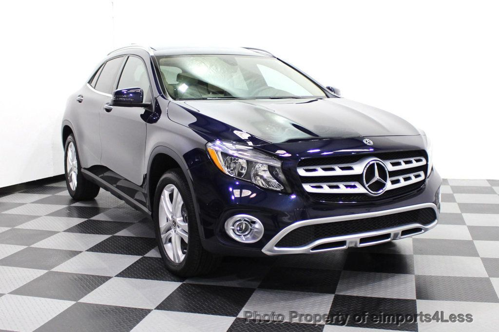 2018 Mercedes-Benz GLA BULK LOT OF SIX 2018 GLA250 4MATIC AWD PANO CAMERA NAV - 17526562 - 32