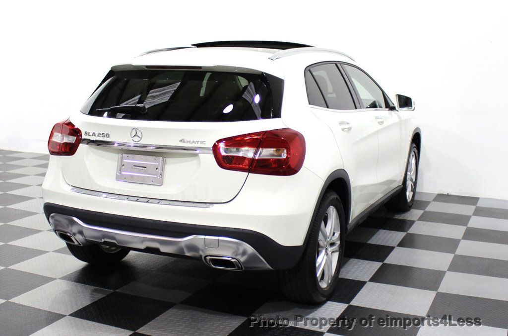 2018 Mercedes-Benz GLA BULK LOT OF SIX 2018 GLA250 4MATIC AWD PANO CAMERA NAV - 17526562 - 34