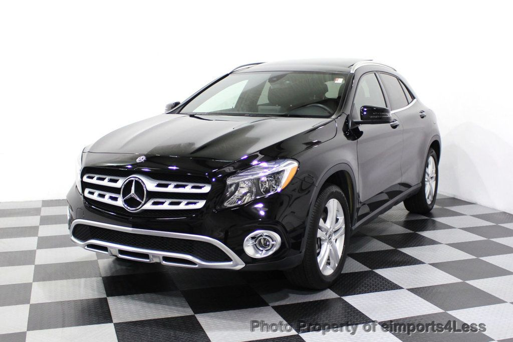 2018 Mercedes-Benz GLA BULK LOT OF SIX 2018 GLA250 4MATIC AWD PANO CAMERA NAV - 17526562 - 41