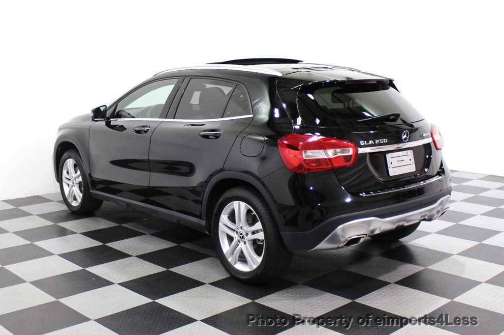 2018 Mercedes-Benz GLA BULK LOT OF SIX 2018 GLA250 4MATIC AWD PANO CAMERA NAV - 17526562 - 42