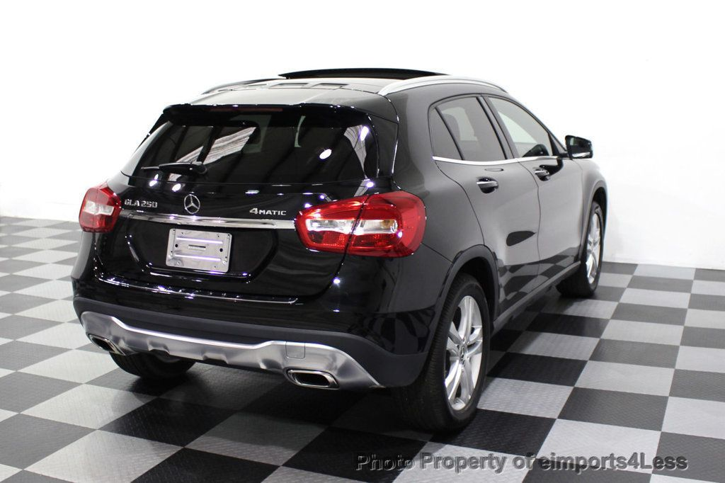 2018 Mercedes-Benz GLA BULK LOT OF SIX 2018 GLA250 4MATIC AWD PANO CAMERA NAV - 17526562 - 43
