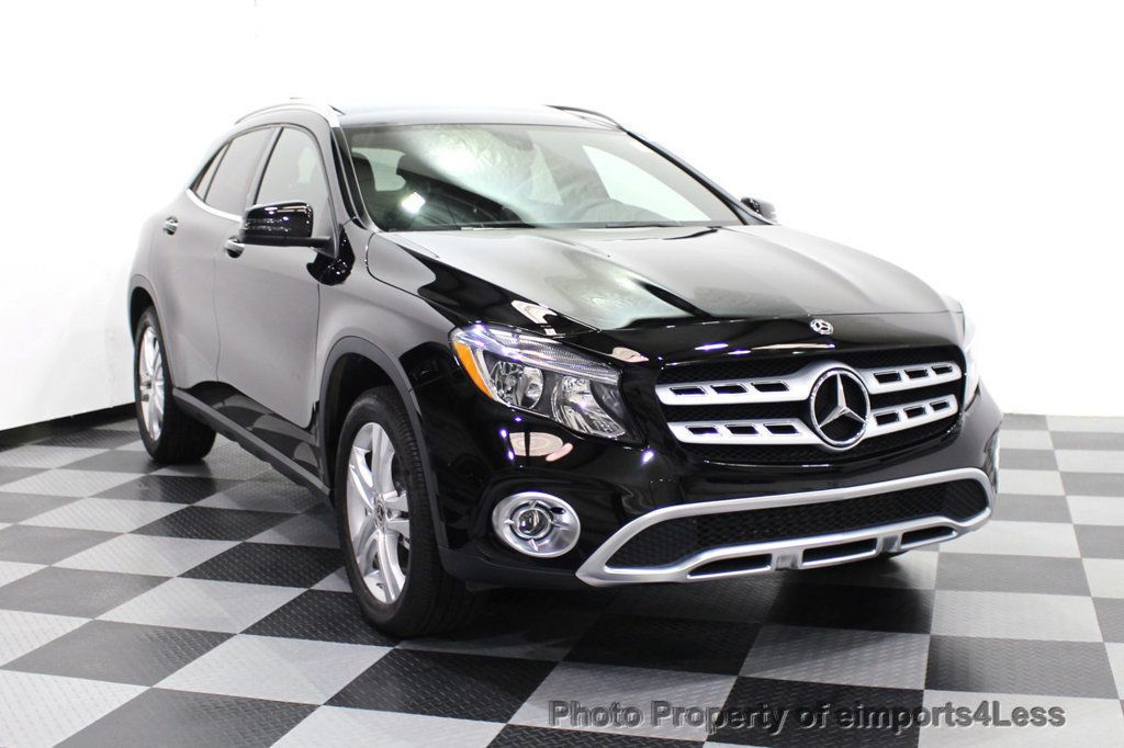 2018 Mercedes-Benz GLA BULK LOT OF SIX 2018 GLA250 4MATIC AWD PANO CAMERA NAV - 17526562 - 44