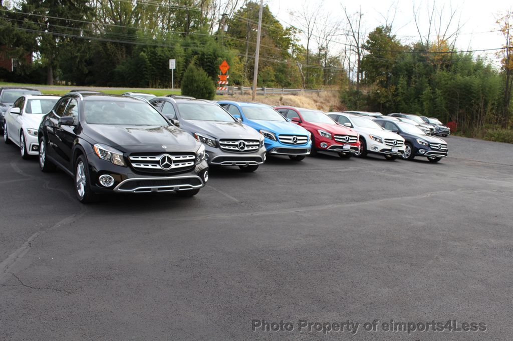 2018 Mercedes-Benz GLA BULK LOT OF SIX 2018 GLA250 4MATIC AWD PANO CAMERA NAV - 17526562 - 45