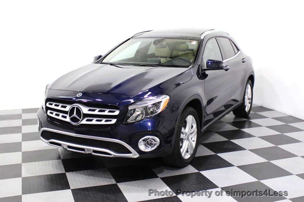 2018 Mercedes-Benz GLA BULK LOT OF SIX 2018 GLA250 4MATIC AWD PANO CAMERA NAV - 17526562 - 5