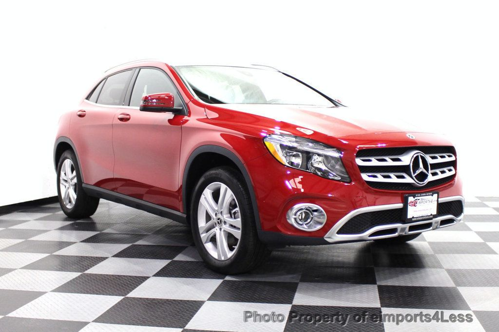 2018 Mercedes-Benz GLA BULK LOT OF SIX 2018 GLA250 4MATIC AWD PANO CAMERA NAV - 17526562 - 6