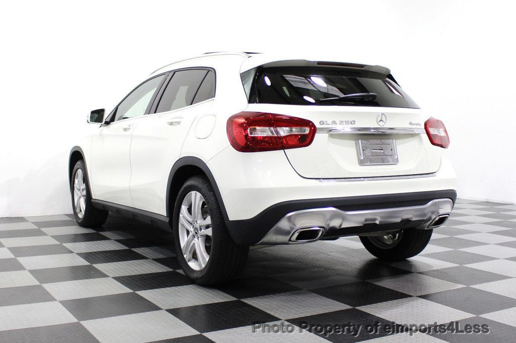 2018 Mercedes-Benz GLA BULK LOT OF SIX 2018 GLA250 4MATIC AWD PANO CAMERA NAV - 17526562 - 7