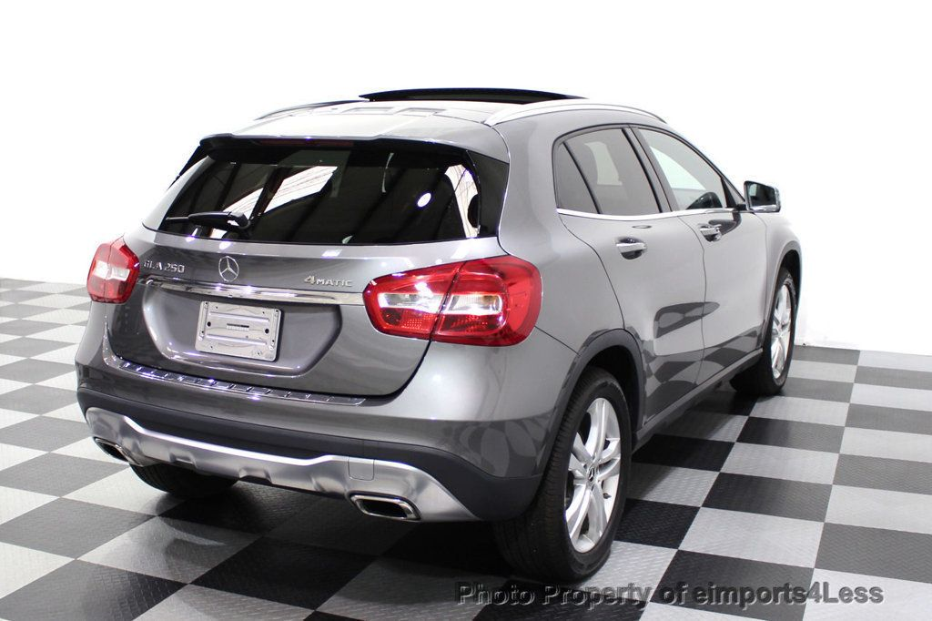 2018 Mercedes-Benz GLA BULK LOT OF SIX 2018 GLA250 4MATIC AWD PANO CAMERA NAV - 17526562 - 8