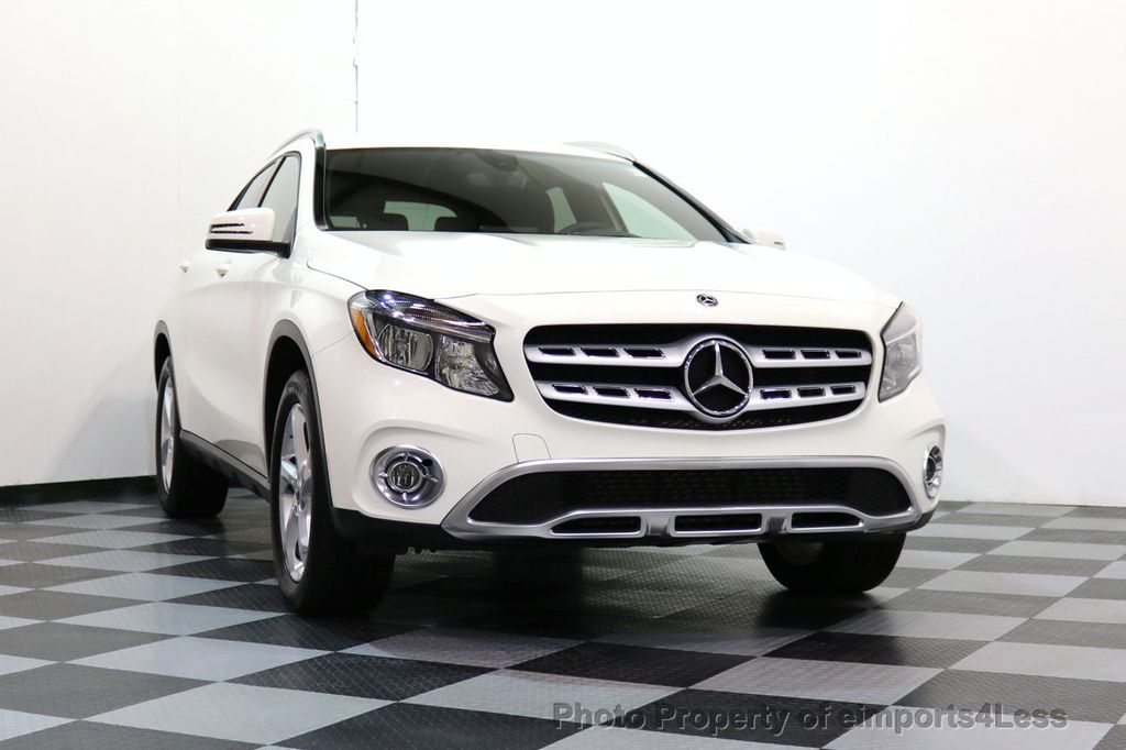 2018 Mercedes-Benz GLA CERTIFIED GLA250 4Matic AWD BLIND SPOT CAMERA NAV - 17160379 - 13